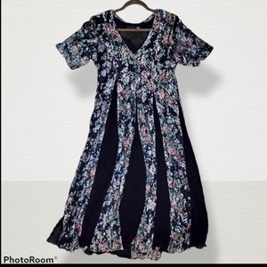 Gorgeous Vintage Starina dress, medium